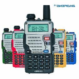 Baofeng UV-5RE Walkie Talkie UHF VHF CB Radio Station 128CH