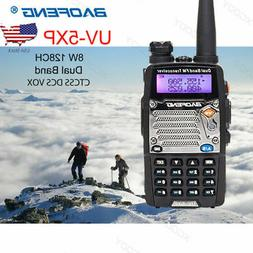 BAOFENG UV-5XP 8W 128CH Walkie Talkie CTCSS DCS Long Range 2