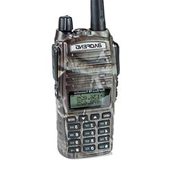 BaoFeng UV-82HP Two Way Radios High Power 7 Watt Max Recharg