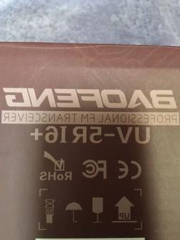 Baofeng UV-F8+ UHF VHF Dual Band Two Way Ham Radio Walkie Ta