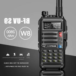 BaoFeng UV-S9 High Power 8Watts Walkie Talkie Long Range two