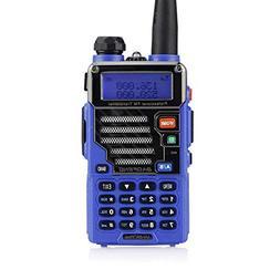 Baofeng UV-5R II Walkie Talkie Blue