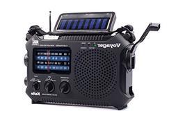 Kaito Voyager Solar Dynamo Weather Radio
