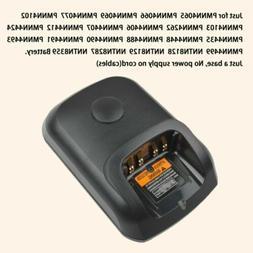 Walkie Talkie Charger Base for Motorola XPR7350 XPR7550 Port