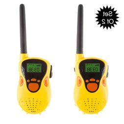 Walkie Talkie Kids Electronic Battery Operated 2 Way Radios