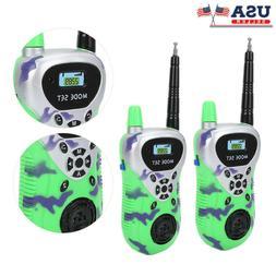 Walkie Talkie Parents Kids Outdoor Indoor Portable Two Way R