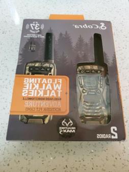 Cobra ACXT1035R FLT CAMO Walkie Talkie