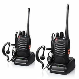 Proster Walkie Talkie Rechargeable 16 Channel Two Way Radio