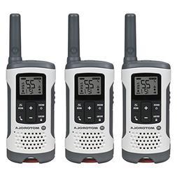 Walkie Talkie, Motorola Talkabout T260tp White Walkie Talkie
