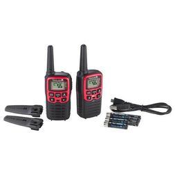 Walkie Talkie Two Way Radios Weather Call Alert Waterproof L