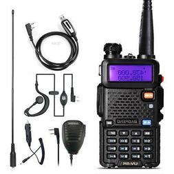 Walkie Talkie Baofeng UV-5R Radio Station 128CH VHF UHF Two-