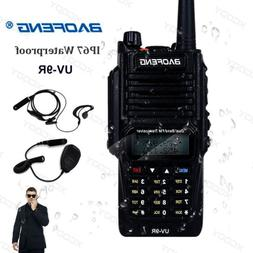 Walkie Talkie UV-9R Radio V/UHF 400-520MHz FM Transceiver Wi