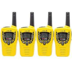 Cobra 23 Mile 22 Channel Walkie Talkie VOX NOAA Receiver Rad