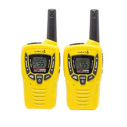 Cobra 23 Mile 22 Channel Sports Walkie Talkie VOX Radios w/