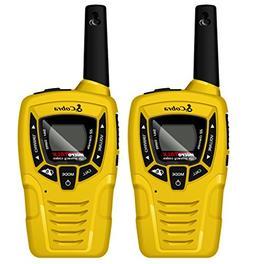 Cobra 23 Mile 22 Channel Sports Walkie Talkie VOX Radios w/