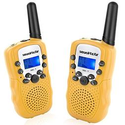 Wishouse Walkie Talkies for Kids,Cheap Toys for Boys and Gir