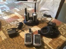 walkie talkies, cobra