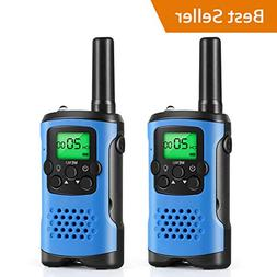 ROSKY Kids walkie talkies Toys for 3-12 Year Old Boys 2 Way