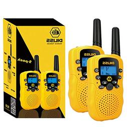 DilissToys Walkie Talkies for Kids Voice Activated Walkie Ta