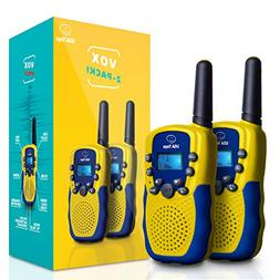Walkie Talkies for Kids - Vox Box Kids Walkie Talkies for Bo