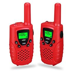 Walkie Talkies for Kids, 2-way Radios 3 Miles  FRS/GMRS Hand