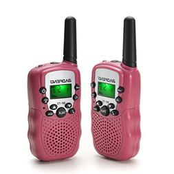 Kids Walkie Talkies , BaoFeng 22 Channel Two Way Radio Walki