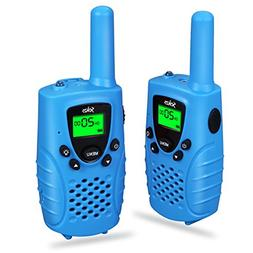 Walkie Talkies for Kids, 2-way Radios Rechargeable 3 Miles