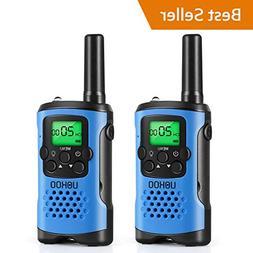 UOKOO walkie talkies for Kids, 22 Channel 2 Way Radio 3 Mile