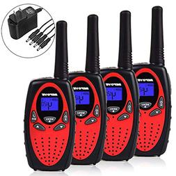 Befove Walkie Talkies Long Range Rechargeable Battery Charge
