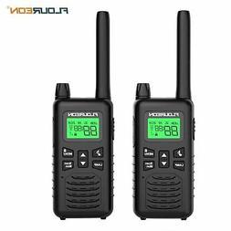 floureon walkie talkies for Adults 2 Pack Long Range Two Way