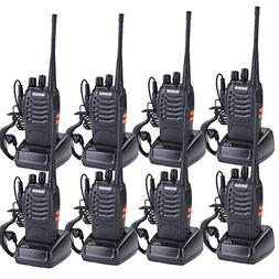 Walkie Talkies for Adults Rechargeable Wireless Long Range T
