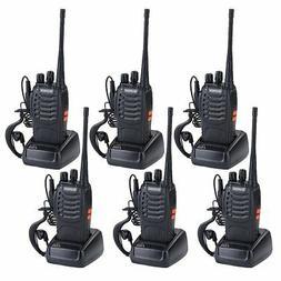 Walkie Talkies for Adults Rechargeable Wireless Walkie Talki