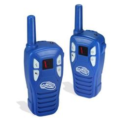Little Pretender Walkie Talkies for Kids, 2 Mile Range, 3 Ch