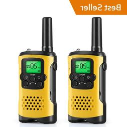 UOKOO Walkie Talkies for Kids 22 Channel FRS/GMRS Two Way Ra