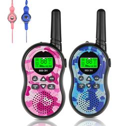 walkie talkies for kids, 22 Channels Two Way Radio Long Rang