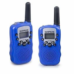 Walkie Talkies for Kids Mini 2 Way Radio Toys for 3-12 Year