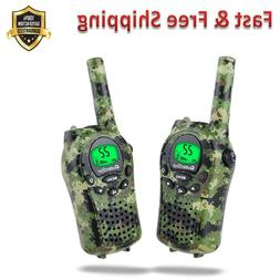 Walkie Talkies for Kids Outdoor Camping Hunting Expedition A