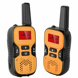 Camkiy Walkie Talkies for Kids Rechargeable, Toys Long