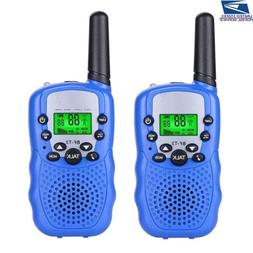 Walkie Talkies for Kids Rechargeable Two Way Radio 2 Pack Ba