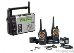 walkie talkies gxt1000 5w charger radio base