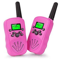 Walkie Talkies for Kids, Two-way Radio Long Range Walky Talk