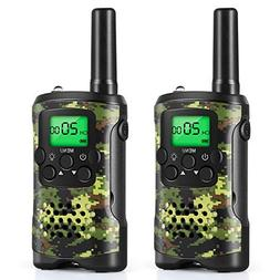 Walkie Talkies for Kids, 22 Channel 2 Way Radio 3 Mile Long