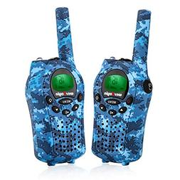 WesTayin Walkie Talkies for Kids, Range Up to 4 Mile with Vo