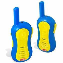 Walkie Talkies Kids 1 Mile Range 3 Channels Durable, Fun And