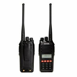 Walkie Talkies Long Range 2 Way Radio VHF Rechargeable 12 Wa