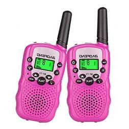 Kids Walkie Talkies Mini Two Way Radios for Boys Girls Child