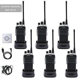 Walkie Talkies Baofeng Radio BF-888S Plus UHF Walkie Talkies