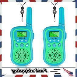 Walkie Talkies Radio Toy & Handheld 3 Miles Long Range 22 Ch