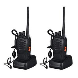 Baofeng Walkie Talkies Rechargable Long Range Walkie Talkie