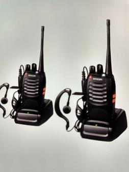 Proster Walkie Talkies Rechargeable 16 Channel 2-Way Radios